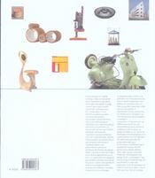 Il modo italiano ; design et avant-garde en italie au xx siecle - 4ème de couverture - Format classique