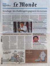 Monde (Le) N°20879 du 07/03/2012 - Couverture - Format classique