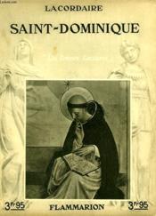 Saint Dominique. Collection : Les Bonnes Lectures. - Couverture - Format classique