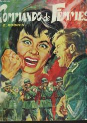 Commando De Femmes - Couverture - Format classique
