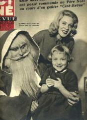 Cine Revue France - 33e Annee - N° 51 - La Vie Secrete De John Barrymore. - Couverture - Format classique