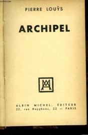 Archipel - Couverture - Format classique