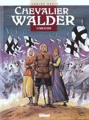 Chevalier Walder t.5 ; trois de coeur - Intérieur - Format classique