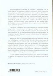 L'Ethique De La Souffrance - 4ème de couverture - Format classique
