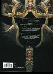 La caste des méta-barons ; la maison des ancêtres - 4ème de couverture - Format classique