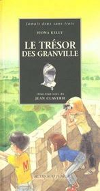 Le tresor des granville - Intérieur - Format classique