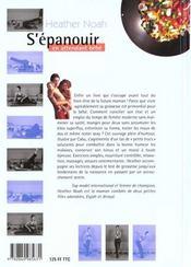 S'Epanouir En Attendant Bebe - 4ème de couverture - Format classique
