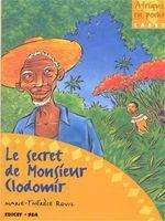 Le Secret De Monsieur Clodomir - Couverture - Format classique