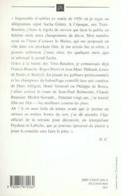 Debit De Paroles - 4ème de couverture - Format classique