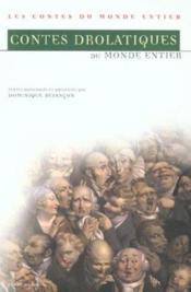 Contes drolatiques du monde entier - Couverture - Format classique
