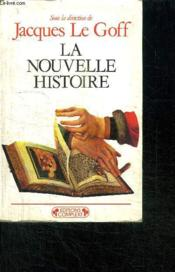 La nouvelle histoire - Couverture - Format classique