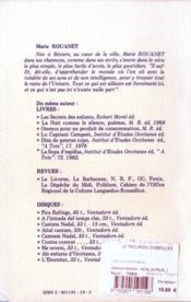 Le Troupeau D Abeilles - 4ème de couverture - Format classique