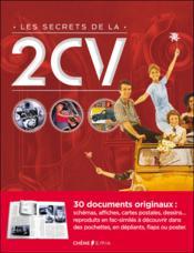 Les secrets de la 2CV - Couverture - Format classique