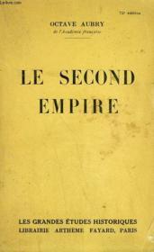 Le Second Empire. - Couverture - Format classique