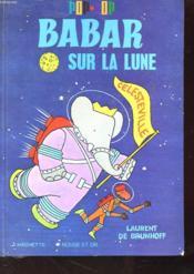 Babar Sur La Lune - Celestville - Couverture - Format classique
