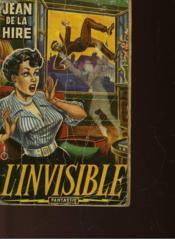 L'Invisible - Couverture - Format classique