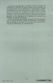 Roger Caillois et les approches de l imaginaire - 4ème de couverture - Format classique