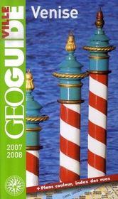 Geoguide ; Venise (Edition 2007-2008) - Intérieur - Format classique