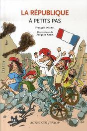 A Petits Pas ; La République - Intérieur - Format classique