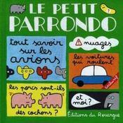 Le Petit Parrondo N 1 - Intérieur - Format classique