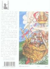 Les Annales Du Disque-Monde T.21 ; Va-T'En-Guerre - 4ème de couverture - Format classique