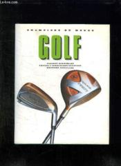 Golf - Couverture - Format classique