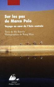 Sur les pas de marco polo - Intérieur - Format classique