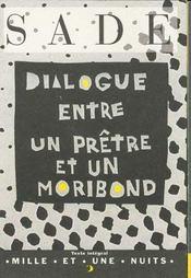 Dialogue entre un pretre et un moribond - Intérieur - Format classique