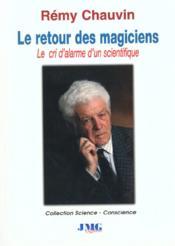 Retour Des Magiciens (Le) - Couverture - Format classique