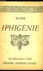 Iphigenie - Couverture - Format classique