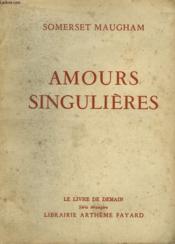 Amours Singulieres. Le Livre De Demain N° 63. - Couverture - Format classique
