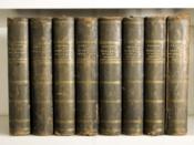Méditations sur la Vie de N.S. Jésus-Christ suivies des Méditations sur la Vie des Saints (8 Tomes - complet) - Couverture - Format classique