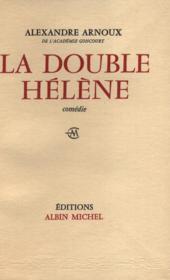 La double hélène. - Couverture - Format classique