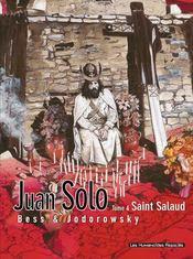 Juan Solo t.4 ; saint salaud - Intérieur - Format classique