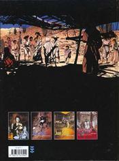Juan Solo t.4 ; saint salaud - 4ème de couverture - Format classique