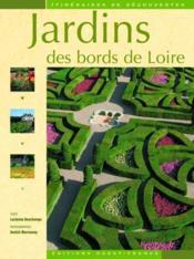Jardins des bords de Loire - Couverture - Format classique