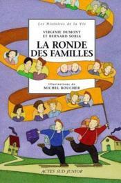 La ronde des familles - Couverture - Format classique