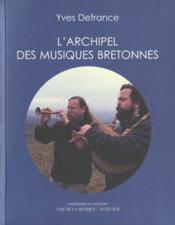 L'archipel des musiques bretonnes - Couverture - Format classique
