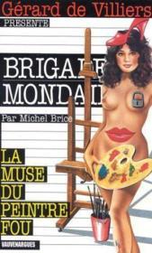 Brigade mondaine t.225 ; la muse du peintre fou - Couverture - Format classique