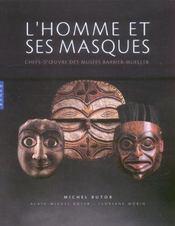 L'Homme Et Ses Masques - Intérieur - Format classique