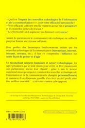 Cyber Gagnant - Technologie Cyberespace & Developpement Personnel - 4ème de couverture - Format classique
