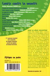Course Contre La Montre Et 12 Autres Nouvelles - 4ème de couverture - Format classique