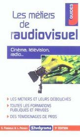 Les metiers de l'audiovisuel - Intérieur - Format classique