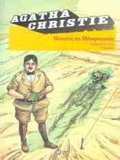 Agatha Christie t.12 ; meurtre en Mésopotamie - Intérieur - Format classique