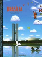 Brasilia, ventura ventis : voyage graphique - Couverture - Format classique