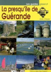 La Presqu'Ile De Guerande - Couverture - Format classique
