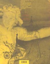 La promenade de l'ombre - 4ème de couverture - Format classique
