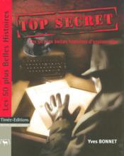 Top secret - Couverture - Format classique