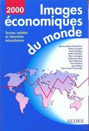 Images Economiques Du Monde 2000 - Intérieur - Format classique