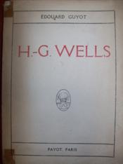 H.-G. Wells – Guyot, Edouard – ACHETER OCCASION – 1920
